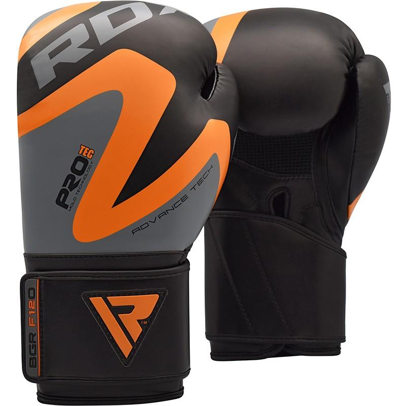 Боксерские перчатки RDX MMA Boxing Training Gloves Punching Bag BGR-F12O