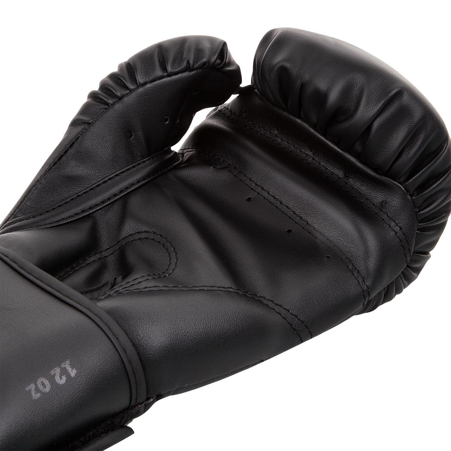Боксерские перчатки Venum Contender Boxing Gloves- Black/Black