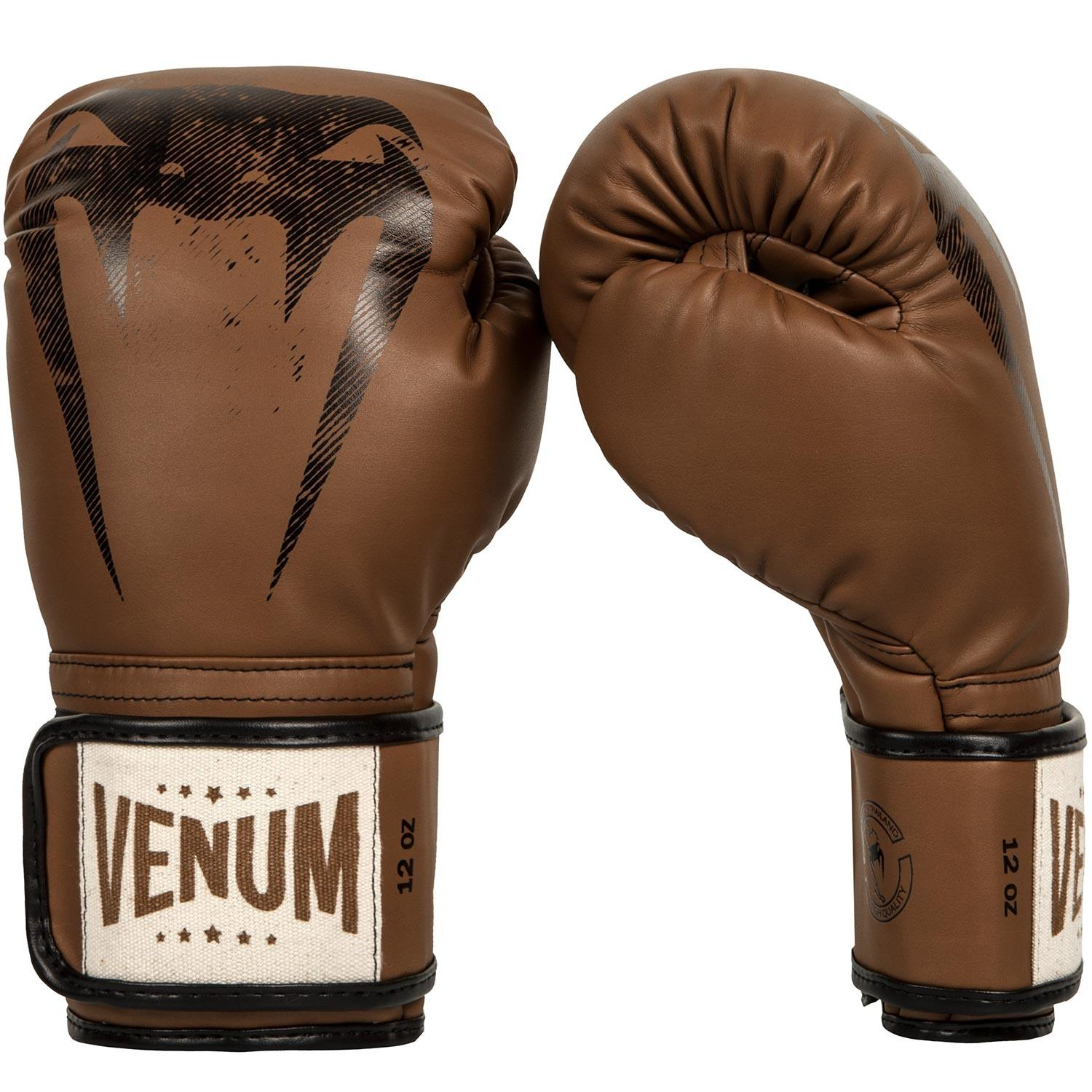 Боксерские перчатки Venum Giant Sparring Boxing Gloves - Brown
